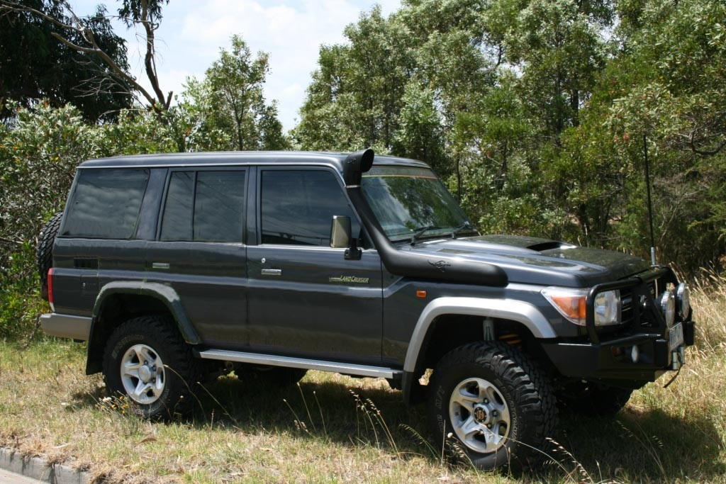Nuts About 4wd 76 Series Toyota Landcruiser 2008 Onwards