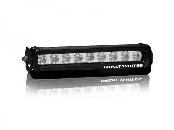 Great White - 9 LED Bar Driving Light