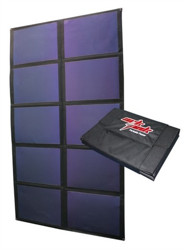 Foldable Solar Panels Ark Corporation APSPF60D 60W