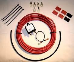 BAINTECH 100 AMP DUAL BATTERY SYSTEM KIT 12 VOLT ISOLATOR