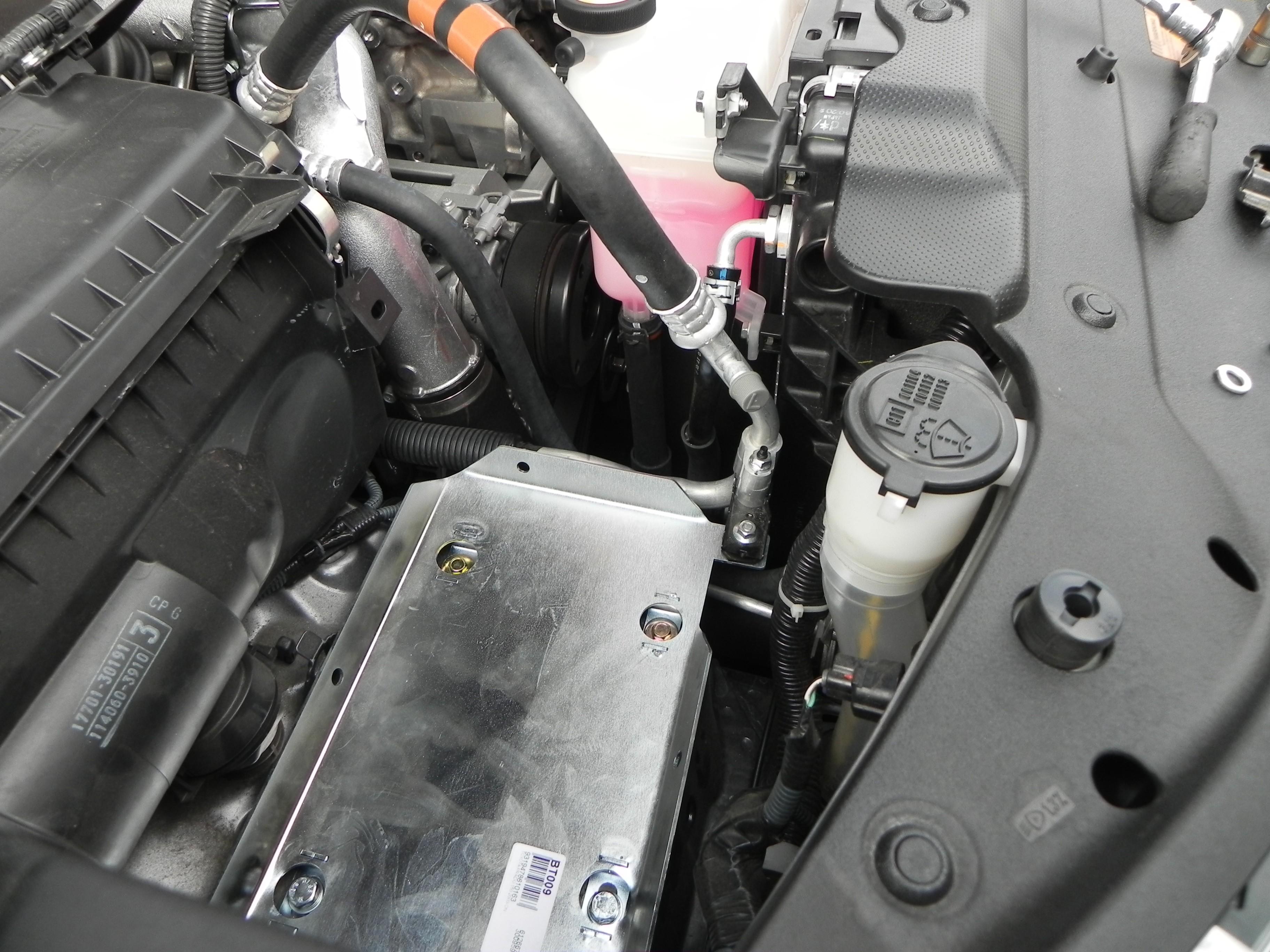 Roadsafe Toyota Prado 150 (Including Turbo Diesel) 2010-2013 BT009