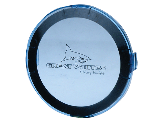 Polycarbonate Lens Cover - Blue GWA0004 Great White