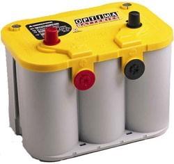 Optima D31A Yellow high performance battery