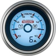 Redarc Voltage Gauge G52-VVA
