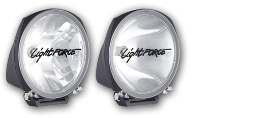 Lightforce 210 Genesis HID 12V Wide Reflector Version