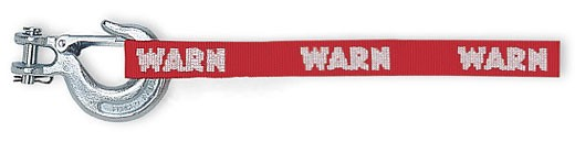 """Warn Clevis Hook 3/8"""" with Latch suits wire rope winches from 6,000lbs to 12,000lbs 63979 