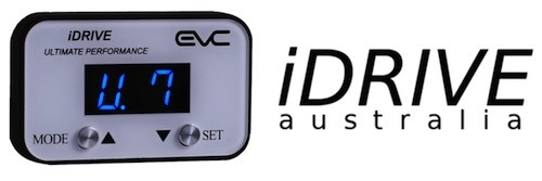 iDrive Wind Booster Throttle Control Toyota Hilux 2015-ON | Nuts About 4WD