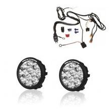 Great White 18 LED Driving Light Kit