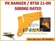 Recovery Point Ford Ranger PX / Mazda BT50 - GEN2 2011-On RPRAN02