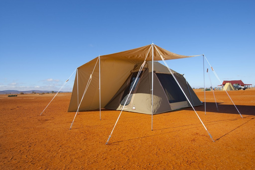 Southern Cross Large Awning Complete