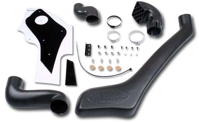 Safari Snorkel - Nissan Navara D40 Build Diesel to 12/09