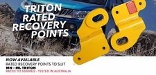 Recovery Point Mitsubishi Triton ML, MN RPTRI02 | Nuts About 4WD