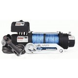 VRS Winch 12V 12500lb with Synthetic Rope V12500S | Nuts About 4WD