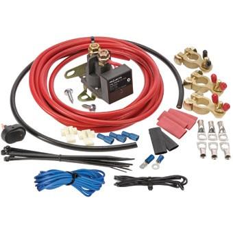 Projecta 12V 100A Voltage Sensitive Relay Kit