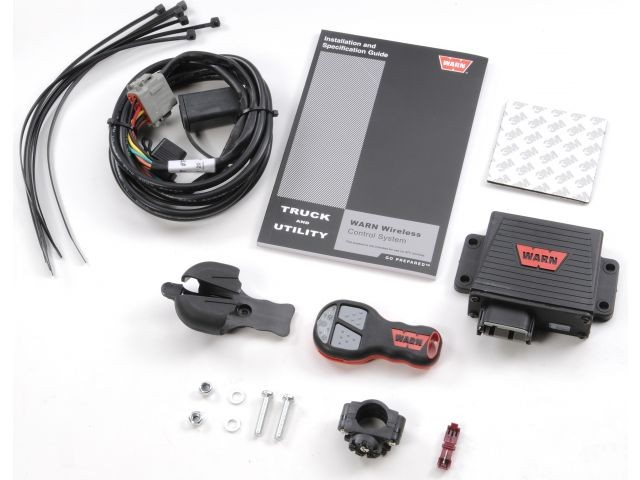 Warn Wireless Remote Control System (5 pin sockets only) 76080