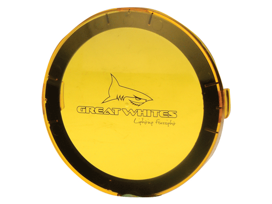 Polycarbonate Lens Cover - Yellow GWA0005 Great White