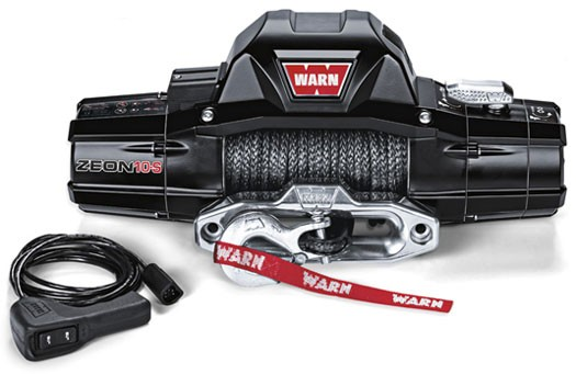 Zeon 10-S Warn Winch Synthetic Rope