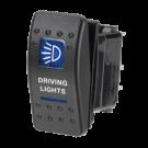 Narva Sealed Driving light switch 63132BL