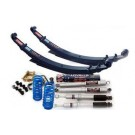 Lovells Suspension kit - TOYOTA Hilux GGN25R, KUN26R (150 Series) Dual Cab and Xtra Cab (Diesel -  cylinder) 41032 on Coil/Leaf - TOYKIT065-C 1 RAISED HEAVY DUTY