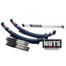 Lovells Suspension kit - TOYOTA Hilux LN172RC, RZN174 (Petrol and Diesel) 1/98-3/05 Torsion Bar/Leaf - TOYKIT013-B 1 RAISED