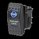 Narva Sealed Rear Diff lock switch 63138BL