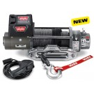 Warn XD9000-S Winch Synthetic Rope 12V